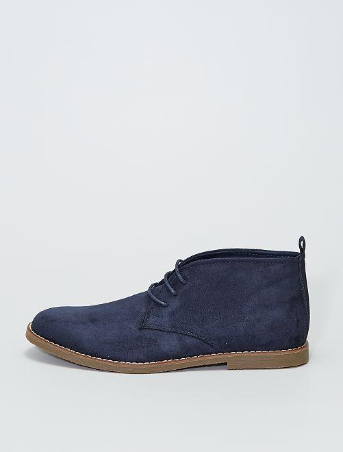Scarpe urban tipo stivaletto                             blu navy