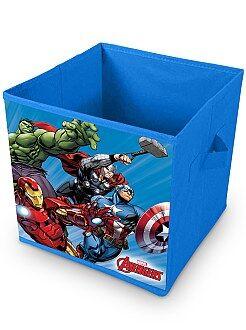 Sistemare - Scatola portaoggetti 'Avengers'
