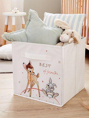 Scatola portaoggetti pieghevole 'Bambi' e 'Tamburino' - Kiabi