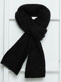 Sciarpe, guanti, berretti - Sciarpa lavorata a maglia elasticizzata morbida al tatto - Kiabi