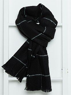 Sciarpe, guanti, berretti - Sciarpa maglia morbida a righe