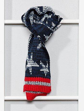 Sciarpa maglia mouliné - Kiabi 1017288c6257