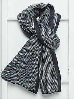 Accessori - Sciarpa maglia screziata
