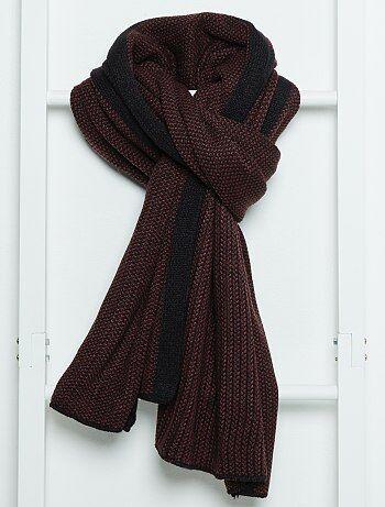Sciarpa maglia screziata - Kiabi