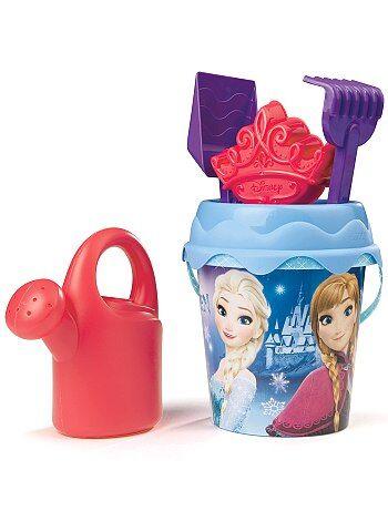 Secchiello e accessori spiaggia 'Frozen - Il regno di ghiaccio' - Kiabi