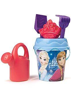 Giochi - Secchiello e accessori spiaggia 'Frozen - Il regno di ghiaccio' - Kiabi