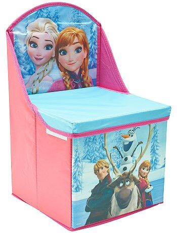 Sedia pieghevole portaoggetti 'Frozen - Il regno di ghiaccio' - Kiabi