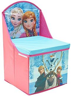 Sistemare - Sedia pieghevole portaoggetti 'Frozen - Il regno di ghiaccio' - Kiabi