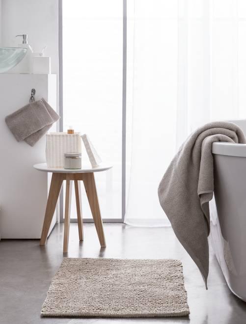 Set 2 asciugamani 30 x 50 cm                                                                                         beige