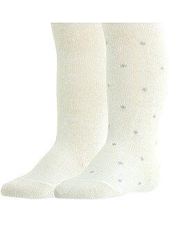 Calze, collant - Set 2 calzamaglie