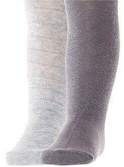 Calze, collant - Set 2 calzamaglie pesanti