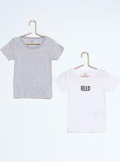 Magliette - Set 2 magliette cotone