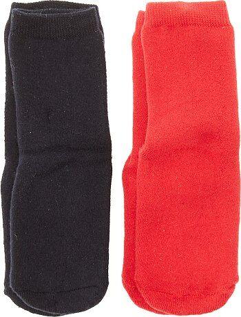 Set 2 paia calzini antiscivolo - Kiabi