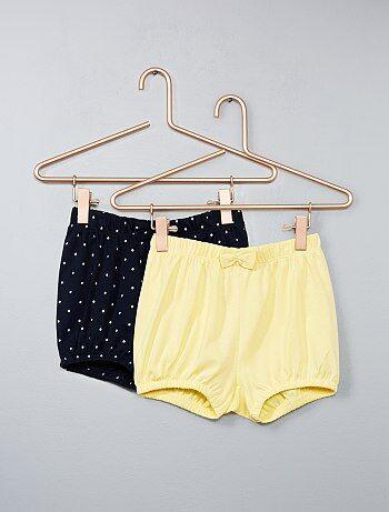 Set 2 pantaloncini a palloncino - Kiabi