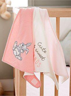 Puericultura - Set 3 bavaglini triangolo 'Disney baby' - Kiabi