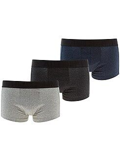 Intimo - Set 3 boxer corti