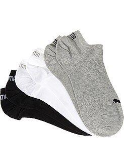 Calze - Set 3 paia calzini alla caviglia 'Puma'