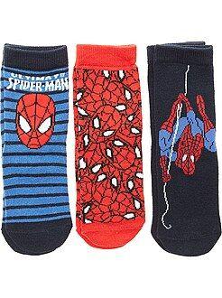 Calzini - Set 3 paia calzini 'Spider-Man'