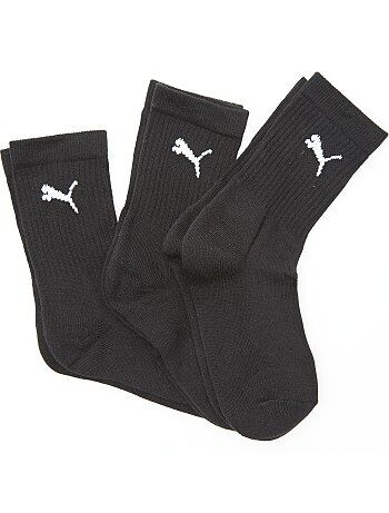 Set 3 paia calzini sport 'Puma' - Kiabi