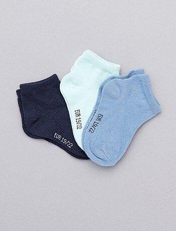 Socks & Tights 4 Paia Di Calzini Bebè Bambina Neonata Tg.0