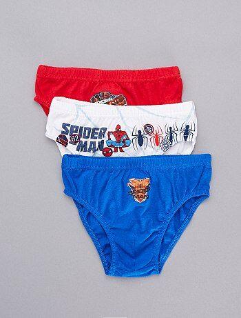 Set 3 slip  Spider-Man  - Kiabi 684125fcdd61