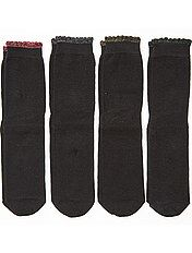 Set 4 paia calzini