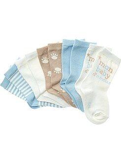 Calzini - Set 5 paia calzini corti