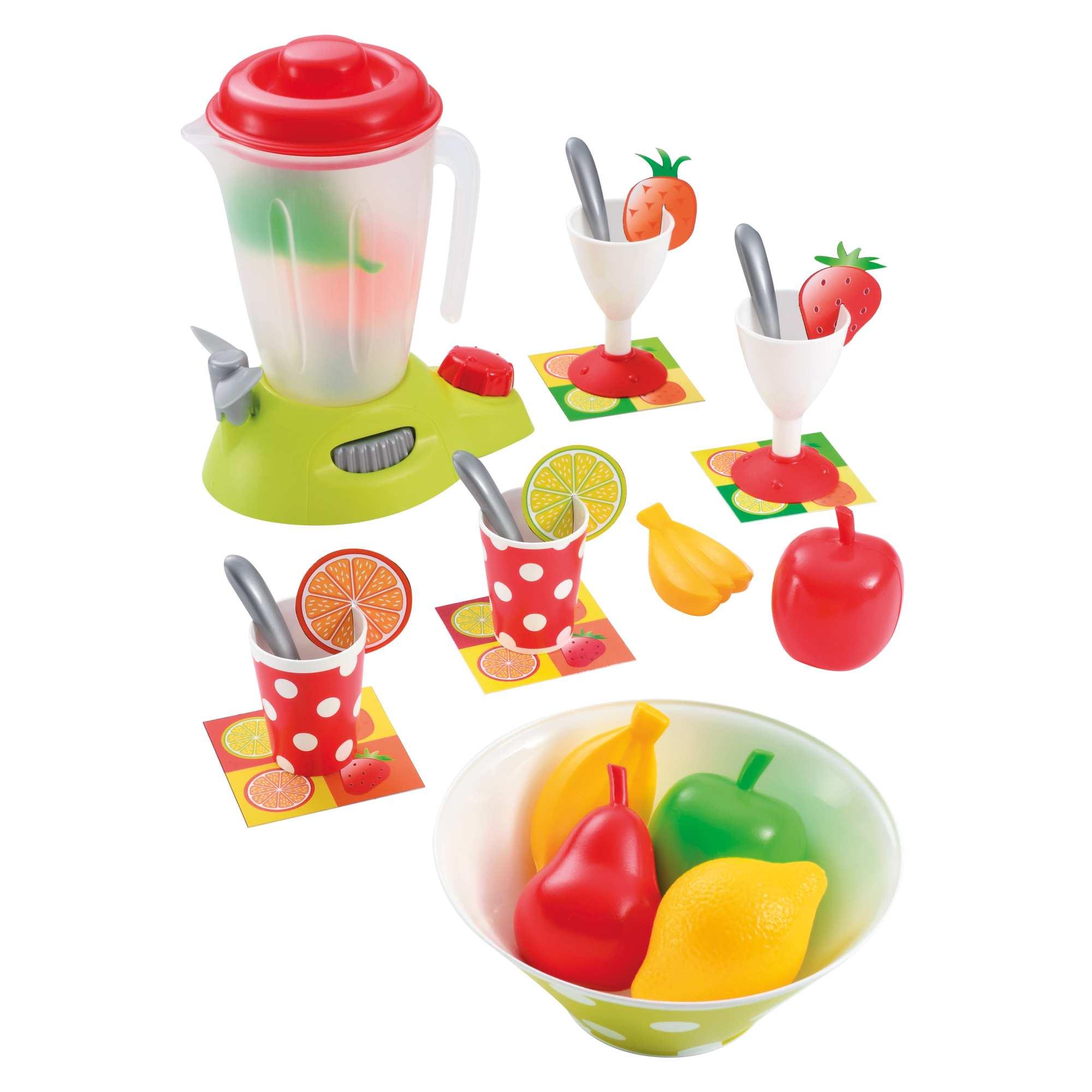 set accessori cucina infanzia bambina multicolore