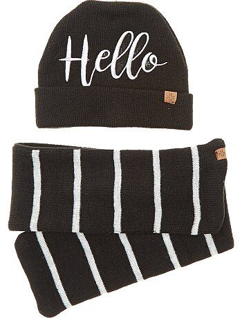 Set berretto e sciarpa - Kiabi a7aadafac72c