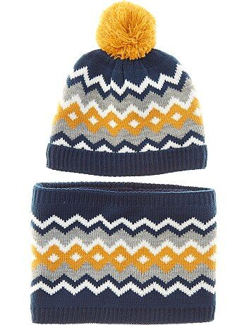 Set berretto + sciarpa snood - Kiabi