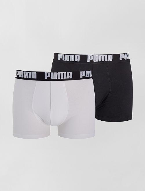 Set di 2 boxer 'Puma'                                                                                         NERO