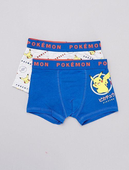 Set di boxer 'Pikachu'                             GRIGIO