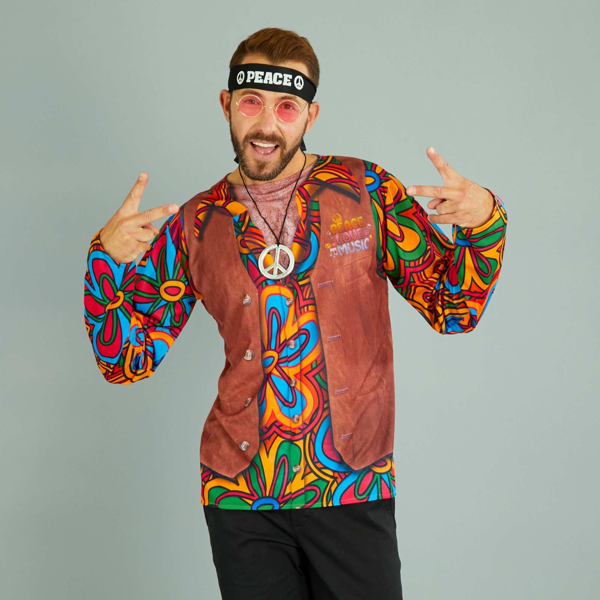 Matrimonio Hippie Uomo : Set hippy pezzi uomo noir argent kiabi