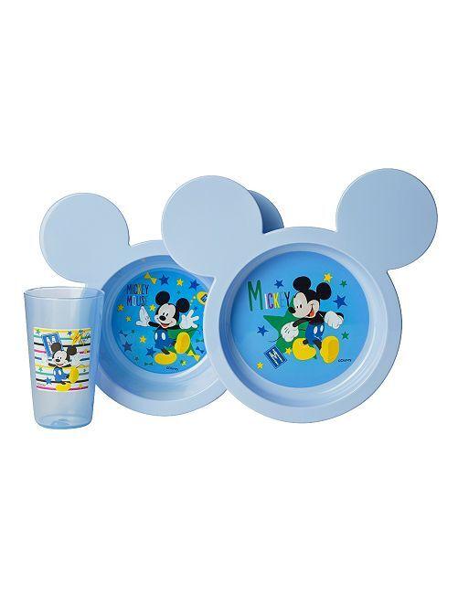 Set pappa 3 pezzi 'Minnie'                     blu