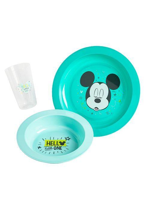 Set pasto 3 pezzi 'Disney'                                                                 BLU