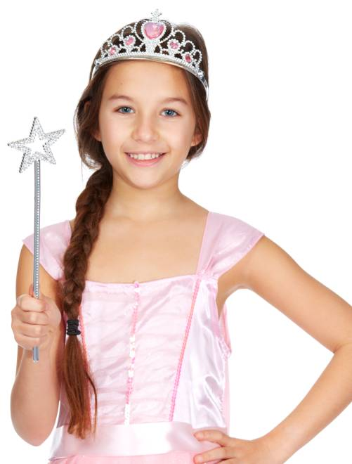 Set principessa                             argento