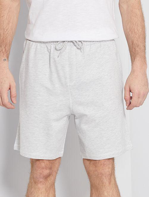 Shorts da notte                             GRIGIO