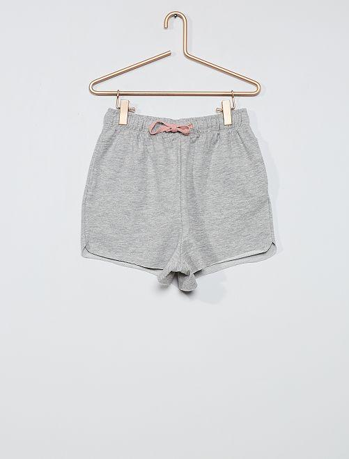 Shorts del pigiama                             GRIGIO