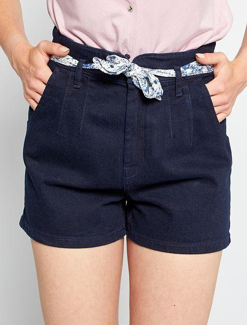 Shorts in jeans                                                     BLU