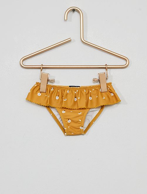Slip bikini                             GIALLO