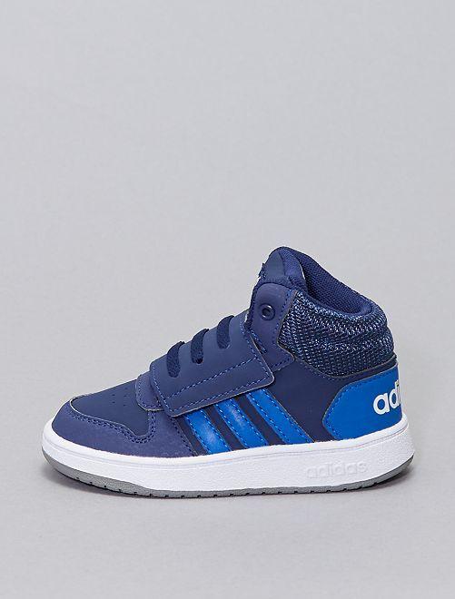 Sneakers alte 'adidas Hoops Mid'                             BLU