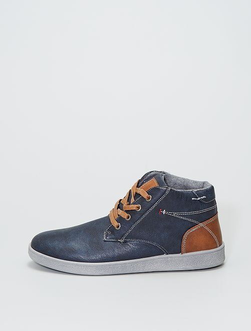 Sneakers alte                             blu navy