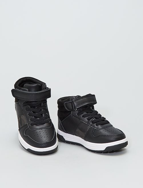 Sneakers alte                             nero