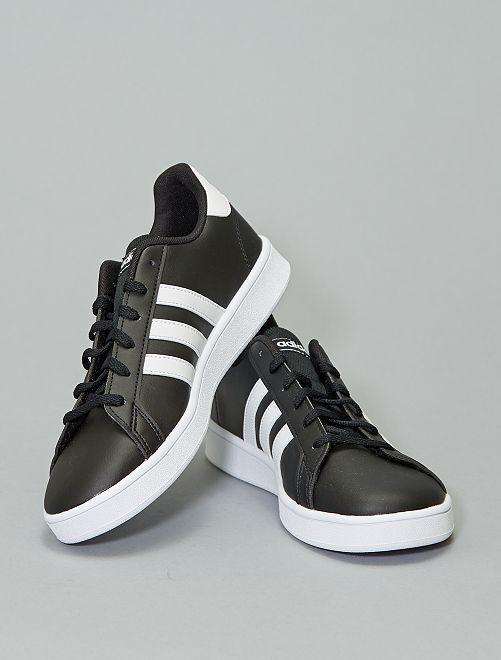 Sneakers basse 'adidas GRAND COURT K'                             NERO