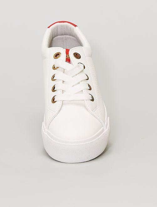 Sneakers basse                             BEIGE
