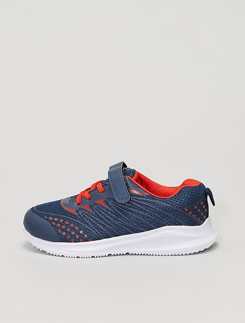 Sneakers basse                             blu navy