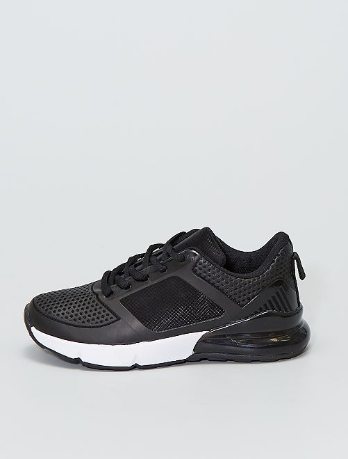 Sneakers basse sportive                             nero