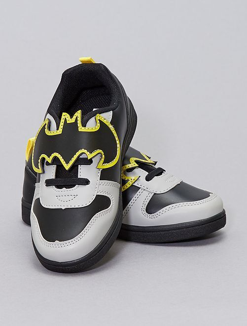 Sneakers bicolori 'Batman'                             grigio scuro