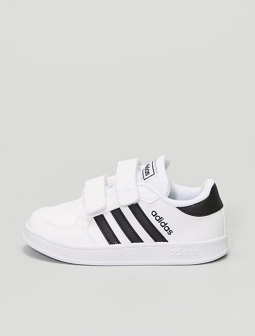 Sneakers con chiusure a strappo 'adidas Breaknet I'                             BIANCO