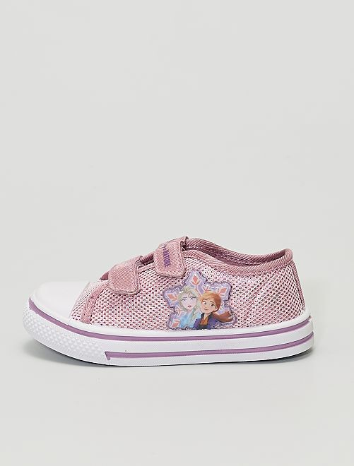 Sneakers con paillettes 'Frozen' 'Disney'                             ROSA